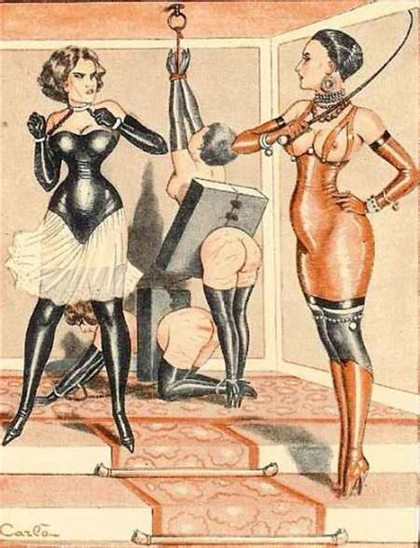 Bdsm cartoons plus bondage comics, spanking cartoons jpg 450x588